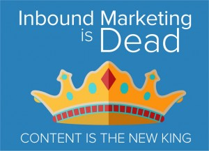 Read more about the article Inbound Marketing Loses Its Throne as King